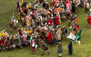 viking festival in England